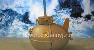 Подводная лодка ко дню победы