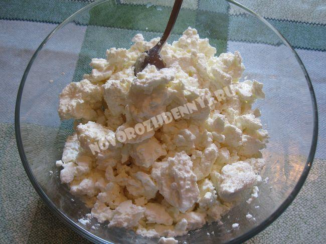 Творожная запеканка с малиной, пошаговый рецепт с фото