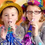 Сценарий Нового года с детьми