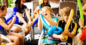 конкурсы на день рождения для детей 10 лет