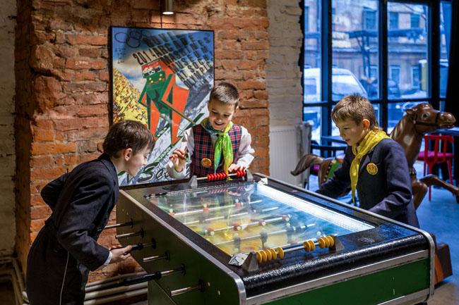 Музей игровых автоматов - Москва
