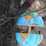 кормушка глобус